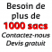 Sac sous vide conservation 300x400 PA/PE 85µ (x100)