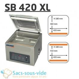 Machine sous vide SB 420 XL