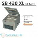 Machine sous vide SB 420 BI ACTIF