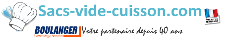 Sacs-Vide-Cuisson.com - La conservation Made in France