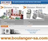 Visitez le site Boulanger SAS