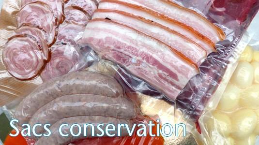Sacs conservation